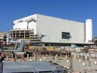 הריסת תוספת השיפוץ החדש בבניין הבימה בתל אביב