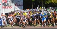 """מרתון (מקצה) רולרבליידס ת""""א העולמי הראשון"""