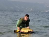 לא לאפשר איסור דייג חובבני בכנרת! הצלחנו!!