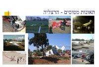 התנגדות להרחבת שדה התעופה הרצליה ודרישה להעתקתו מהמקום
