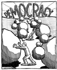 לגליזציה בהליך דמוקרטי